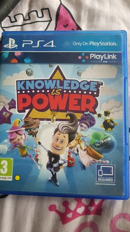 Игри за PS4   Knowledge is power