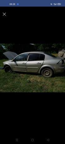 Dezmembrez Renault Megane 2 1.5 dci an 2006