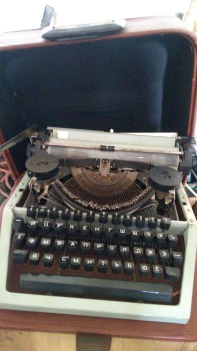 Печатная машинка Абай - изображение 1
