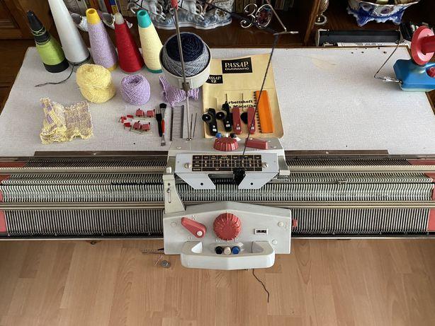 Passap 12 masina de tricotat