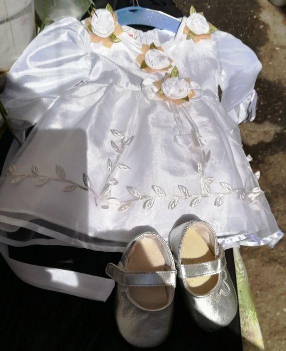 rochita botez fetita 3-4 luni aduse din italia