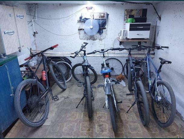 Ремонт велосипедов. Сборка, настройка