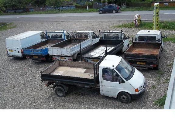 Dezmembrari Piese Ford Transit din 1995 – 2006 Basculabile