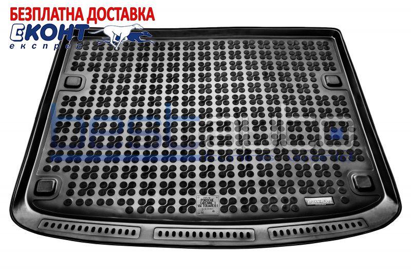Гумена стелка за багажник за VW Touareg / Туарег (2003-2010) 5 местен гр. Пещера - image 1