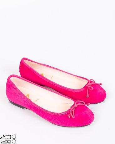 Balerini piele roz, noi