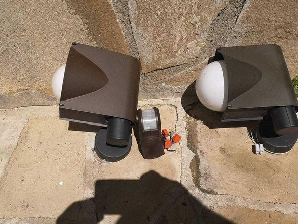 Продавам лампи с фотореле