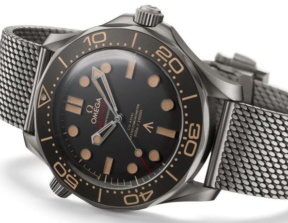 Omega New Seamaster Diver 300.007
