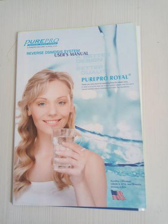 Фильтр для очистки воды PUREPRO. США.
