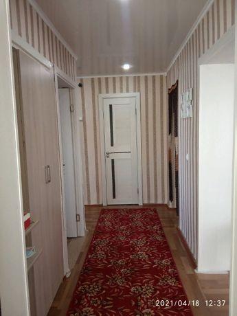 Продам 3-х комнатную квартиру! Костанайский район, с.Озерное