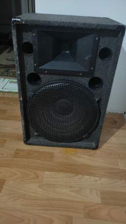 Колонки 18 дюйм динамик rcf 1000 w драйвер p audio