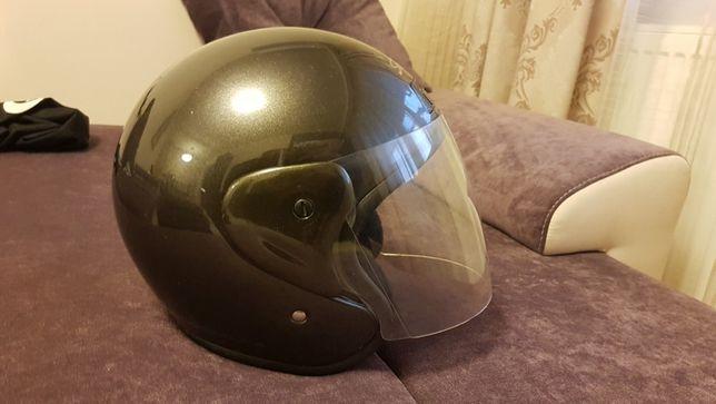 Casca moto open face
