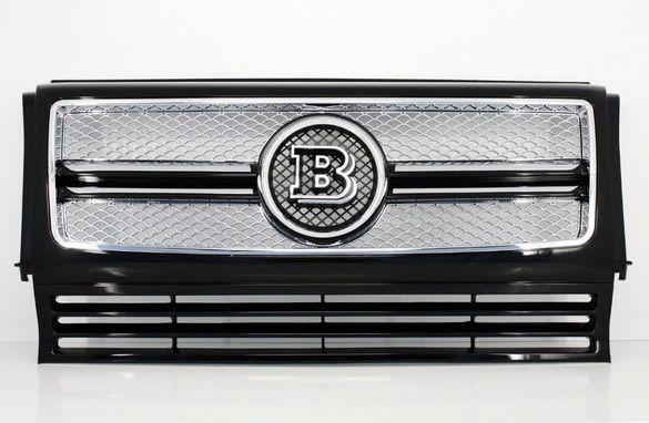 Радиаторна решетка BRABUS W463 G55 G63 G500 арт 463-706-00-B