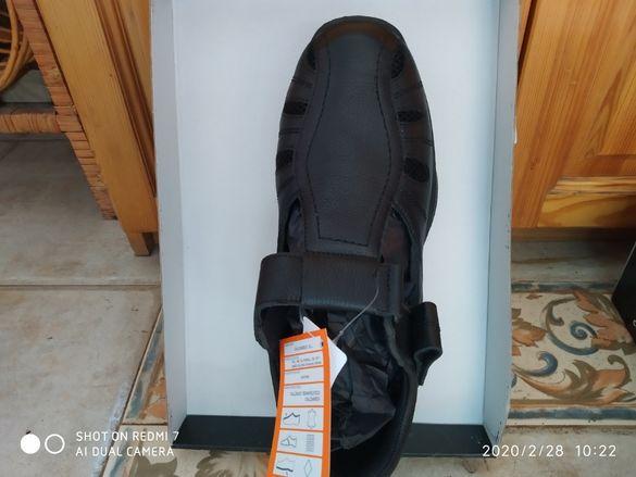 Мъжки пролетни ортопедични обувки - НОВИ