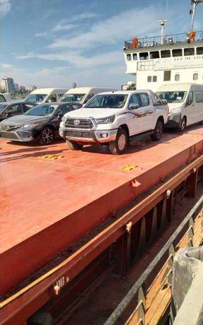 Отправка автомобилей с Дубая в Актау