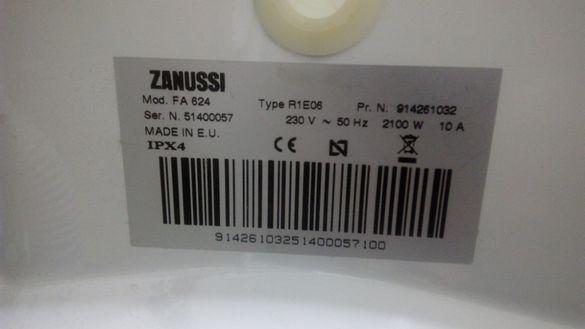 Пералня ZANUSSI FA 624 - на части