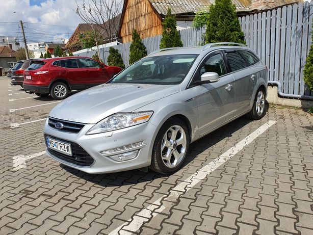 Ford mondeo mk4 2011