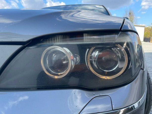 Far Stanga BMW E65 Facelift 2008 volan dreapta Complect