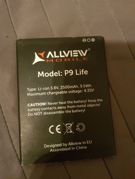Baterie Allviev model p9Life