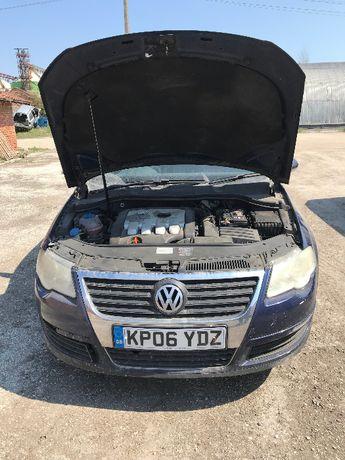Vw Volkswagen Passat 6 disel на части