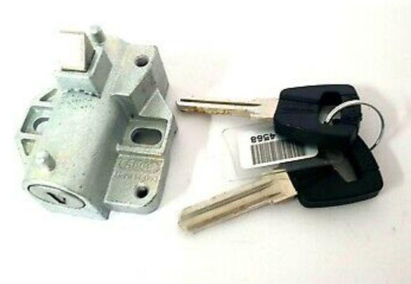 Заключване батерии Shimano за ел.велосипеди