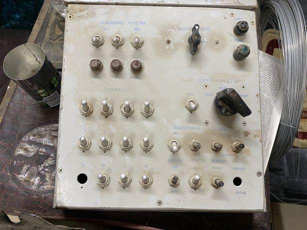 Выключатель тумблер 220в 5А