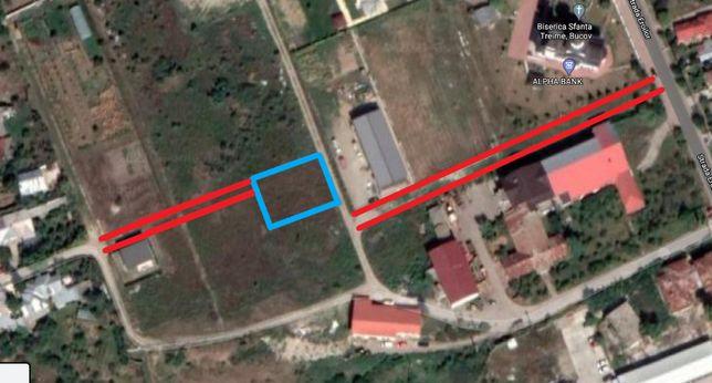 895mp intravilan, utilităţi-Bucov, 6km de Ploieşti - 112lei/mp