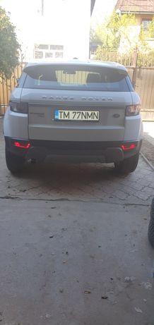 Vând Range Rover Evoque