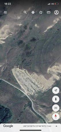 Cariera  de argila teren 28000 mp