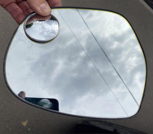 Зеркало заднего вида левое Toyota 4runner 215, Prado 120, Surf.