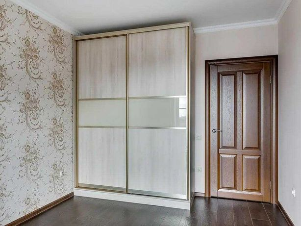 Производство шкафов-купе под ключ в Караганде