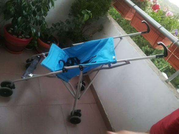 детска количка Хаук
