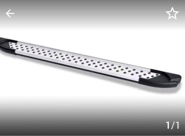 Praguri laterale aluminiu Ford Ecosport 2013-