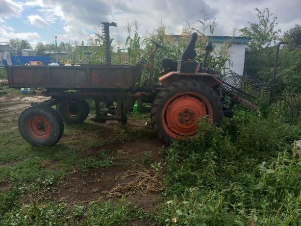 Трактор Т16. Возможен торг. Цена оправдана все вопросы по телефону