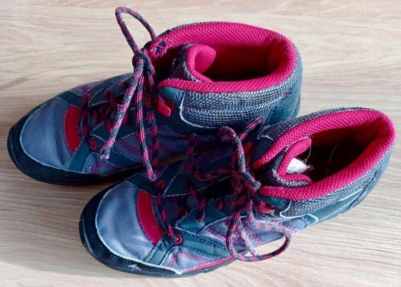 Детски непромокаеми обувки за планински преходи