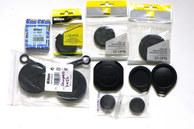 Diverse capace Nikon