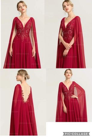 Сватбена или бална рокля