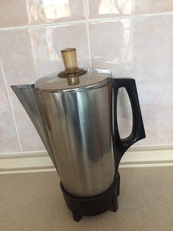 Кофеварка электрическая советская