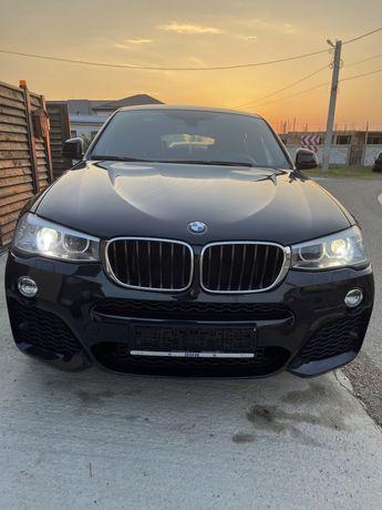 BMW X4 x-Drive 2.0D