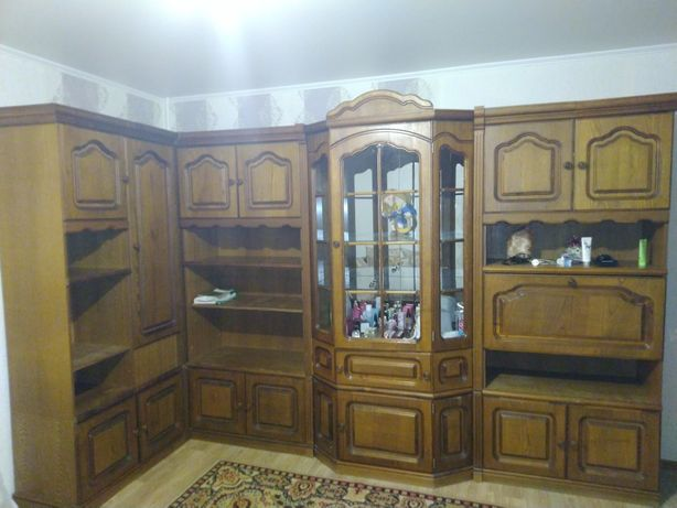Стенка шкаф. Для зала и гостинной.
