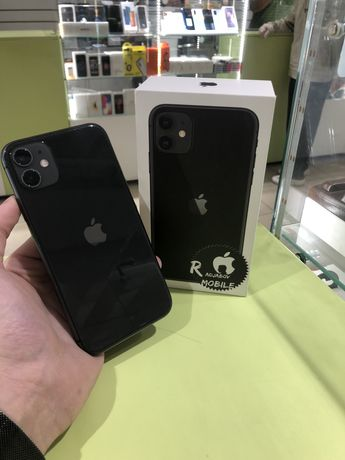 Телефон iPhone 11 64 ГБ