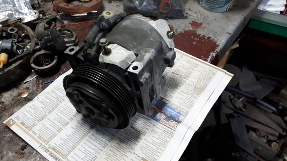 Продавам компресор за климатик за Fiat Punto 188 1.2 60 и 80 кс