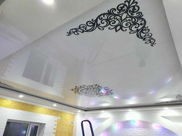 Натяжной потолок, Натяжные потолки, Потолок