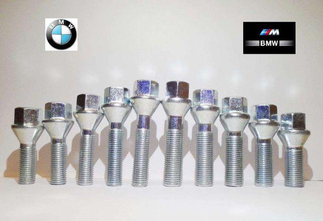 Prezoane lungi BMW pentru flanse distantiere Lungime 5,0 - 8,5 cm