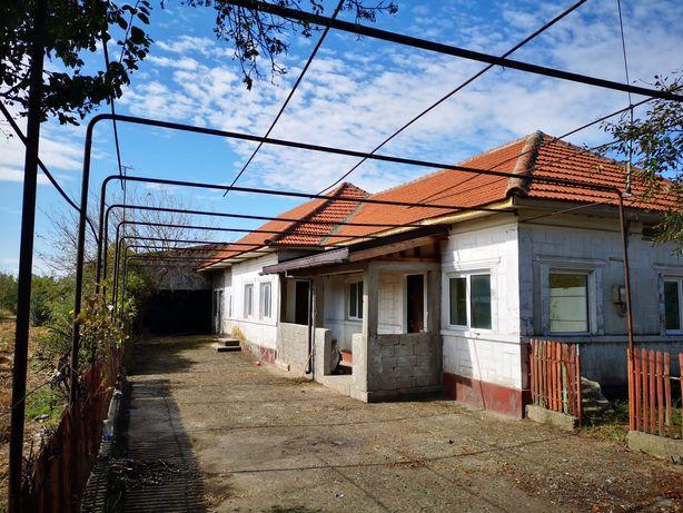 Casa de vanzare, Matesti comuna sapoca, 5000mp
