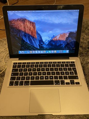 Macbook pro 13 i7 2.8ghz anul 2011