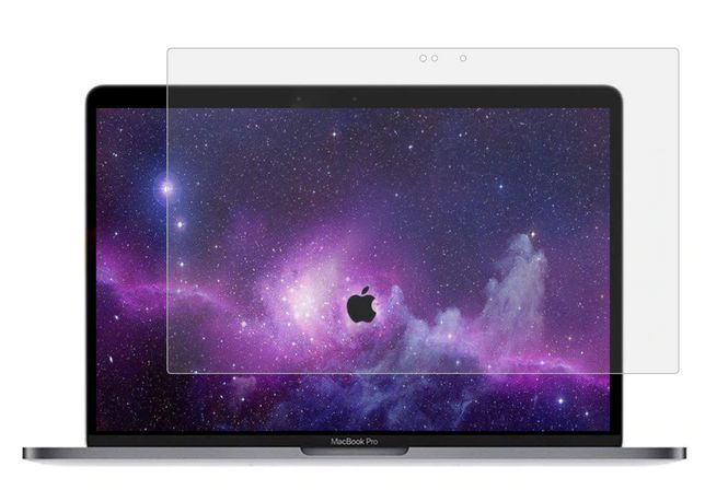 Защитная пленка для дисплея MacBook Pro retina 13,15 и 16 диагоналей.