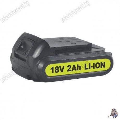 Универсална батерия за машини HURRY UP, 18V, 2AH