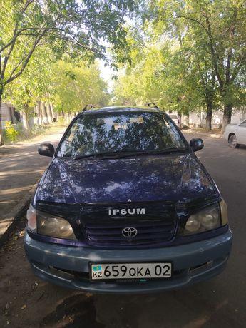 Транспорт Toyota Ipsum