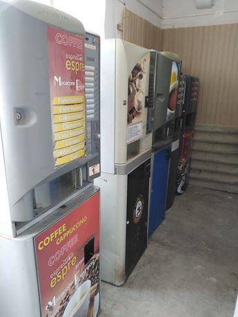 Vând automate cafea BRIO, COLIBRI și VENEZIA