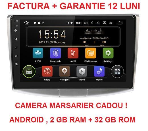 """Navigatie VW Passat B6 B7 CC , Android Display 10.1 """" , Garantie , Nou"""